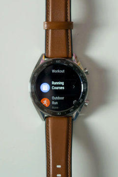Chytre hodinky Huawei Watch GT LiteOS workout
