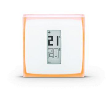 chytry termostat netatmo