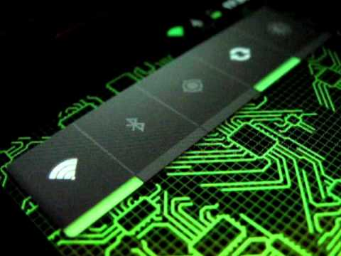 Circuitry Live Wallpaper