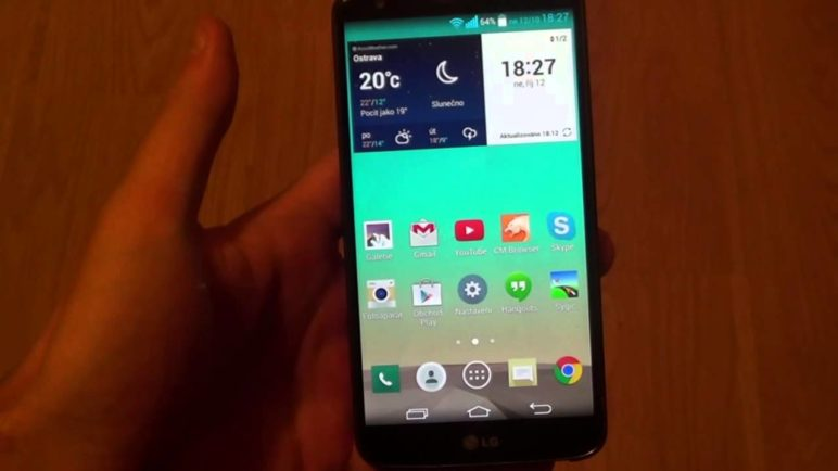 CloudyG3 2.0 – Jak z LG G2 udělat G3 pomocí Custom ROM