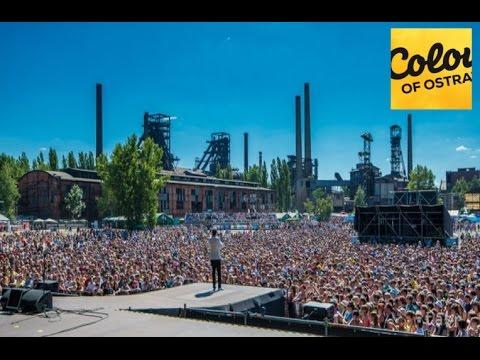 Colours of Ostrava: vybavte se ne tento festival s jeho oficiální aplikací...