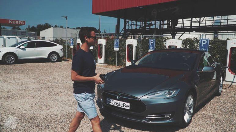 COSIC researchers hack Tesla Model S key fob