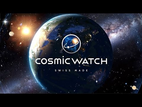 Cosmic Watch App Preview HD