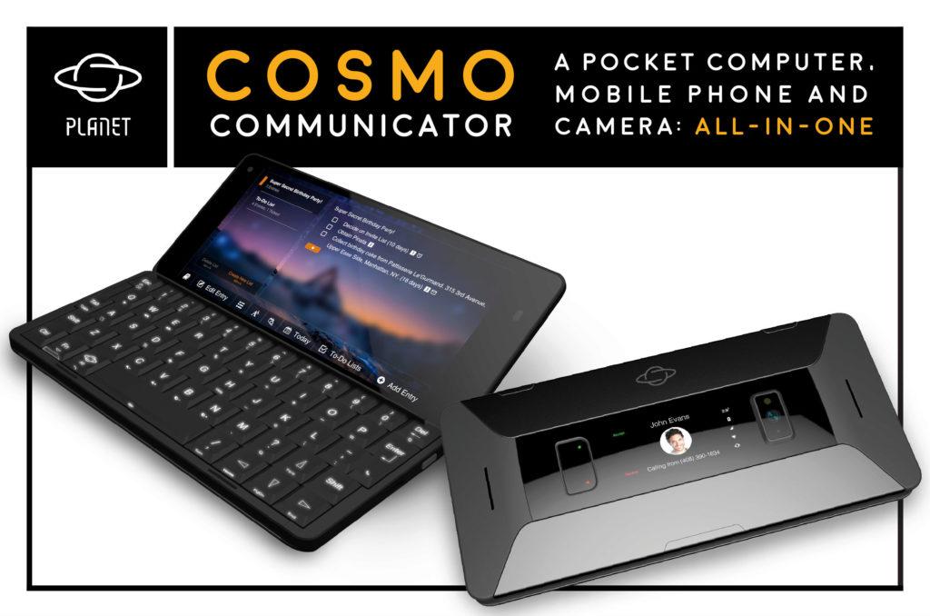 cosmo communicator