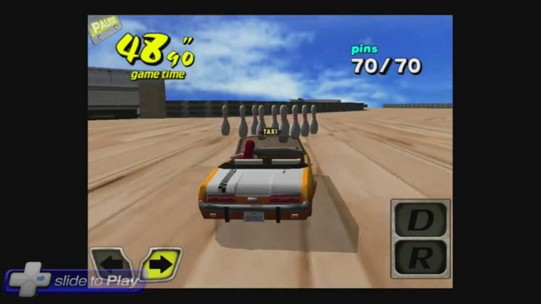 Crazy Taxi (iOS; Android)
