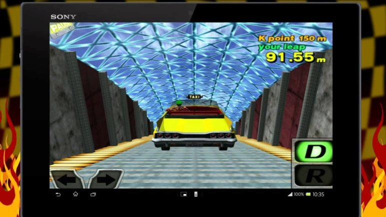 Crazy Taxi Launch Trailer - Android