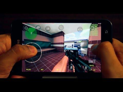 Critical Strike Portable Android Gameplay : Samsung Galaxy Note | ITF