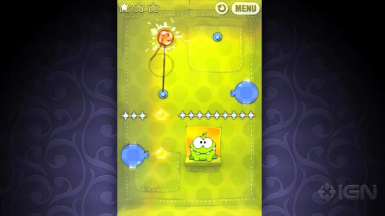 Cut the Rope Trailer