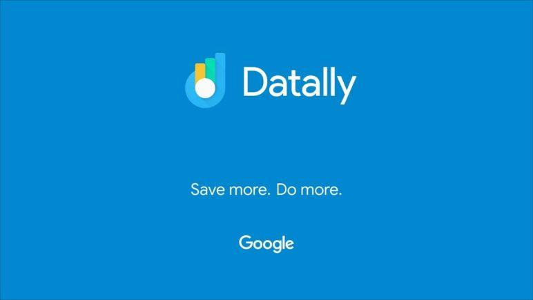 Datally: A new mobile data-saving app by Google.