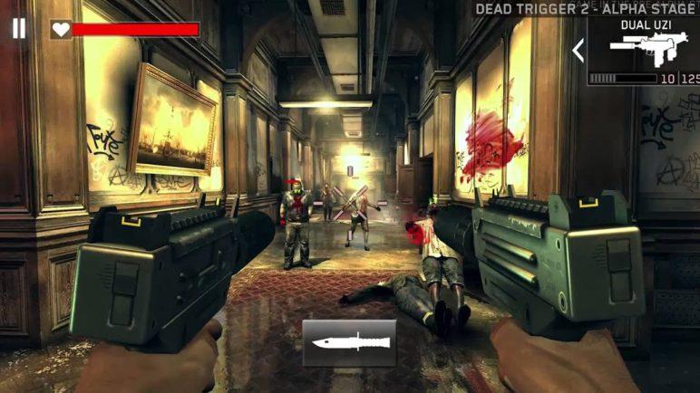 DEAD TRIGGER 2 - TEGRA 4  Features (E3 2013)