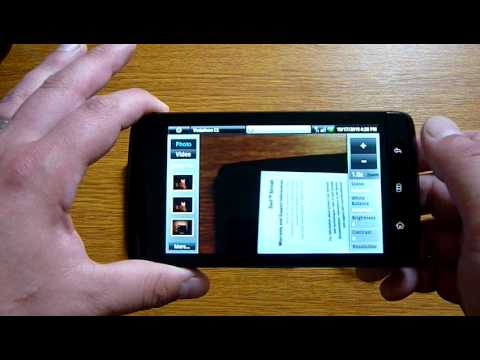 Dell Streak - videopohled