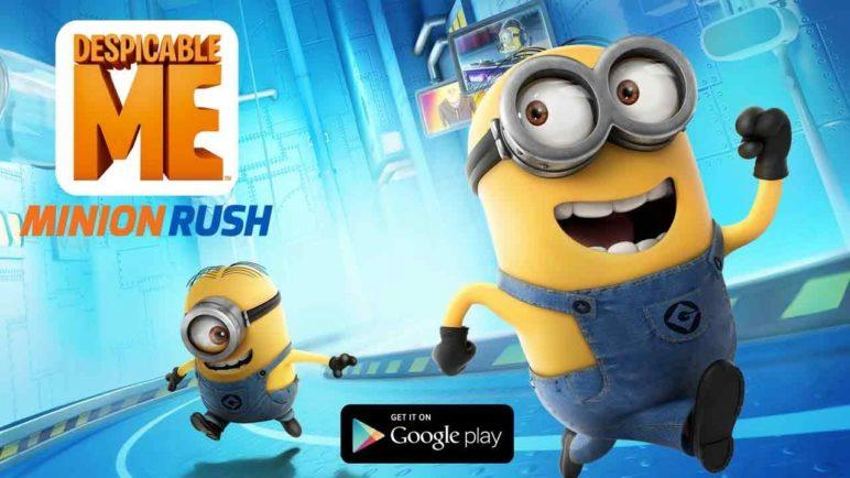 Despicable Me: Minion Rush - Google Play Trailer