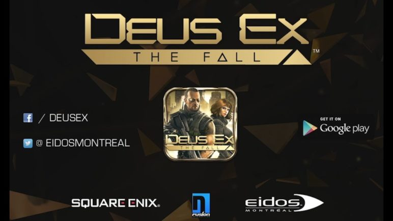 Deus Ex: The Fall - Android Launch Trailer