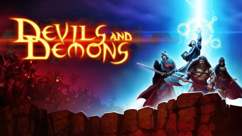 Devils And Demons - Official Trailer // iOS, Android & Windows