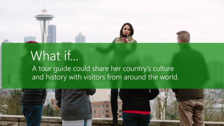 Discover the new Microsoft Translator