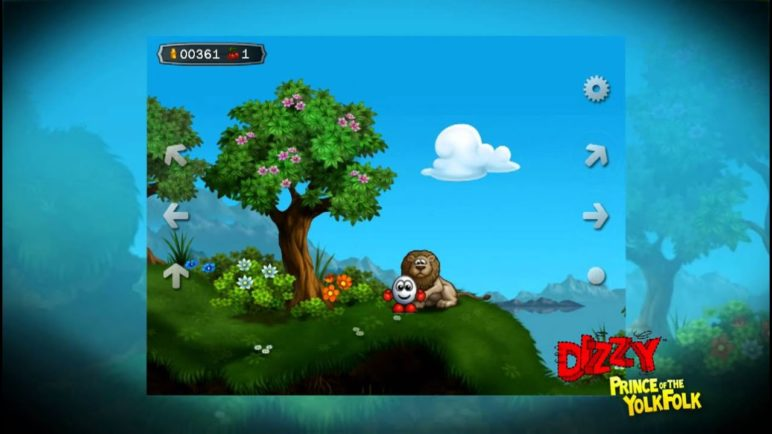 Dizzy POTY Gameplay Video