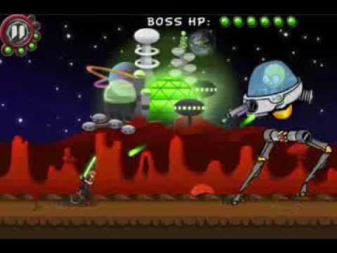 Don't Run With a Plasma Sword Trailer Android