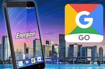 Výrobce baterií Energizer má další telefon: Běží na Androidu Go a stojí 2 500 Kč