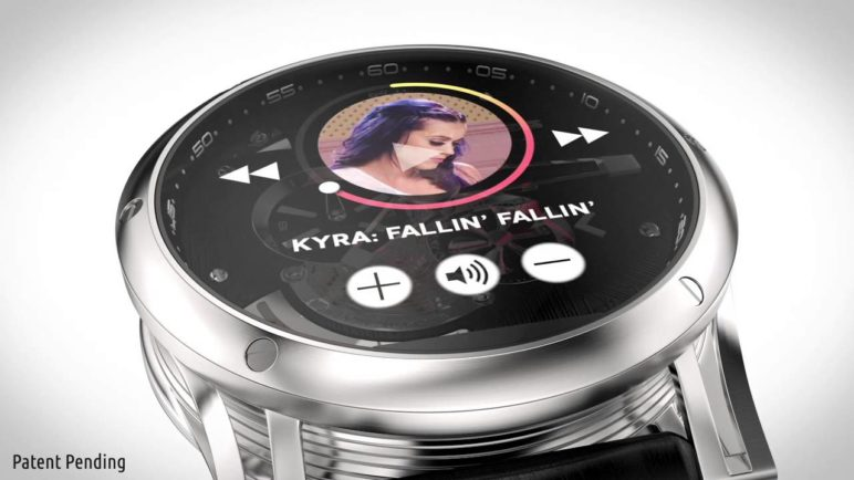 Epic Smart Watch! Kairos Mechanical Smart Watch Hybrid