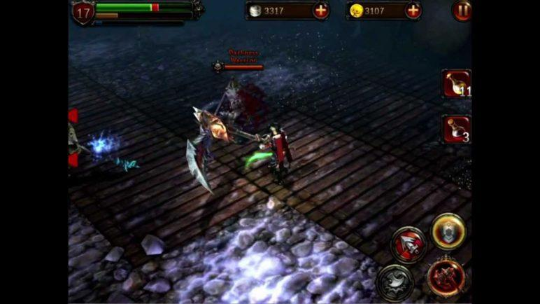 Eternity Warriors 2, available on Android!