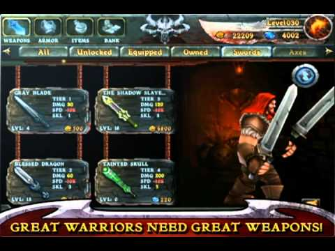 Eternity Warriors Android Trailer - Glu