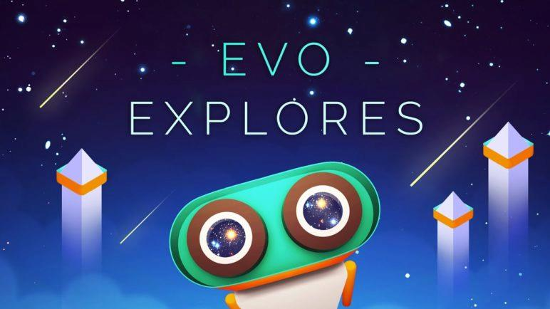 Evo Explores  - Official Release Trailer (iOS/Android/WP/Blackberry)