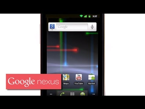 Explore Nexus S: Gingerbread Refreshed UI