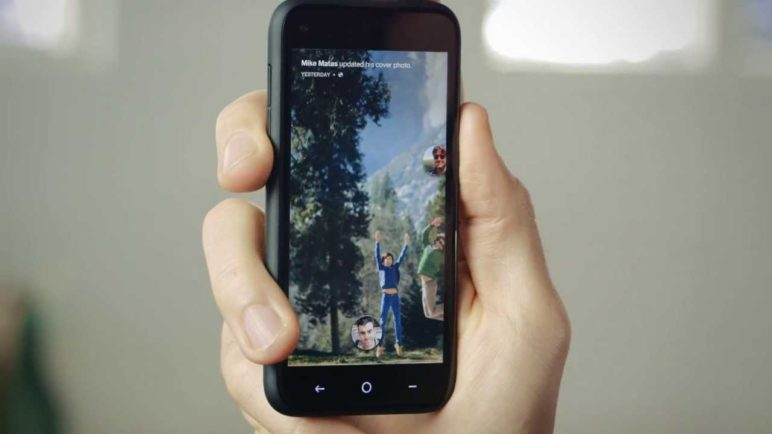 Facebook Home: First Look