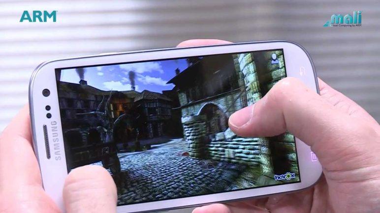 Fantasy by Havok™ on Samsung® Galaxy SIII (ARM® Mali™-400 MP)