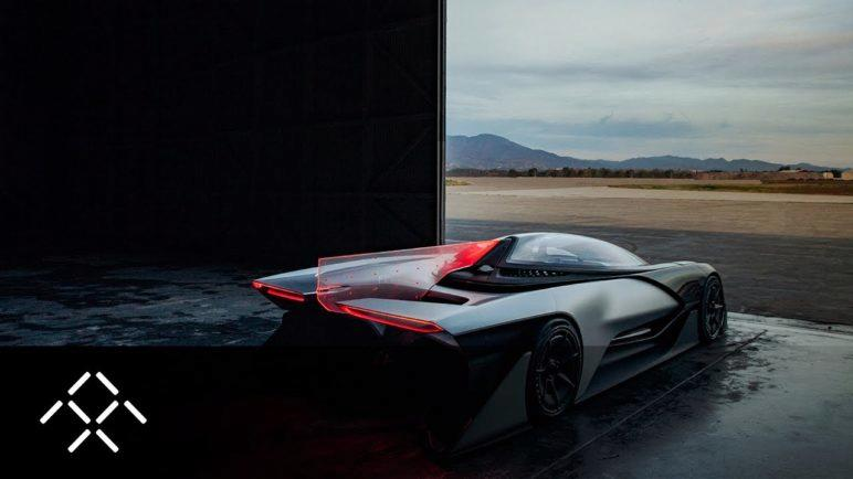 Faraday Future | FFZERO1 Concept