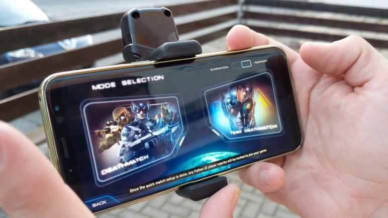 Father.io - Mobilní laser game - první dojmy