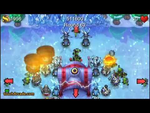 Fieldrunners PSP Trailer