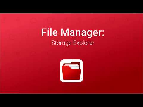 File Manager: Storage Explorer for Android