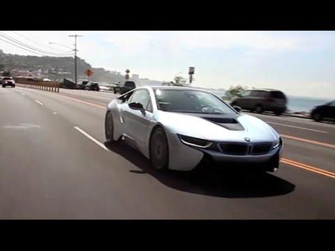 First Drive: BMW i8 - /CHRIS HARRIS ON CARS