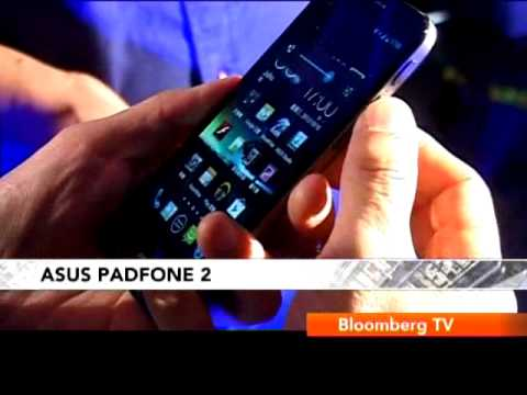 FIRST LOOK: ASUS PADFONE 2 & ASUS TAICHI (TOUCHSCREEN ULTRABOOK) on WINDOWS 8