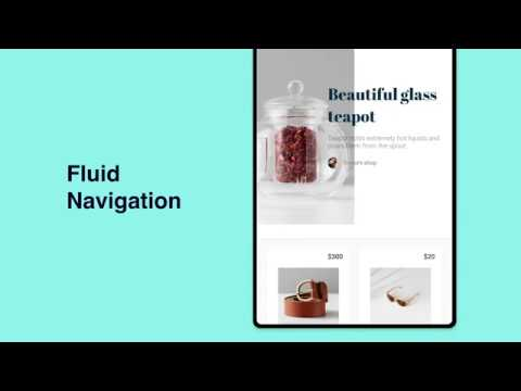 Fluid Navigation for Android