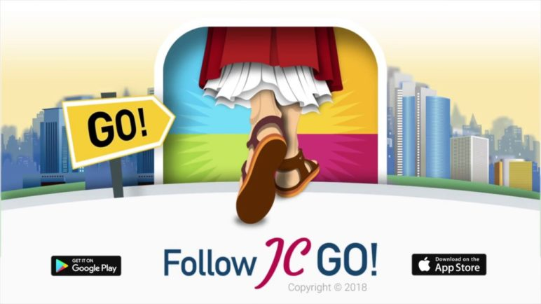 Follow JC Go! - JMJ Panamá 2019