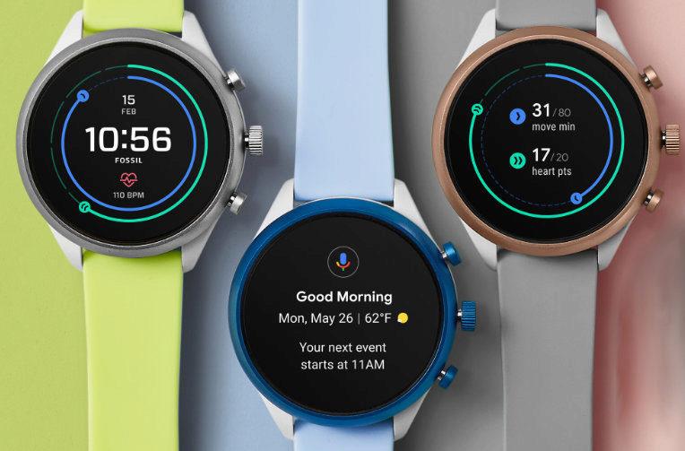 844011f01 Fossil Sport jsou první levnější chytré hodinky s čipsetem nové generace