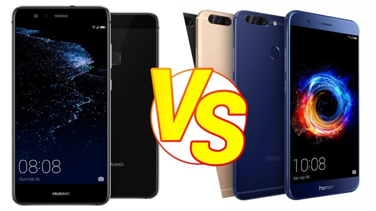 Foto test Huawei P10 vs. Honor 8 Pro