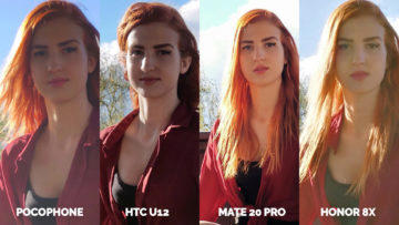 fototest Pocophone F1 vs. Huawei Mate 20 Pro vs. Honor 8X vs. HTC U12+ modelka detail