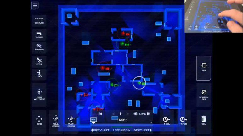 Frozen Synapse: Tablet Version Trailer
