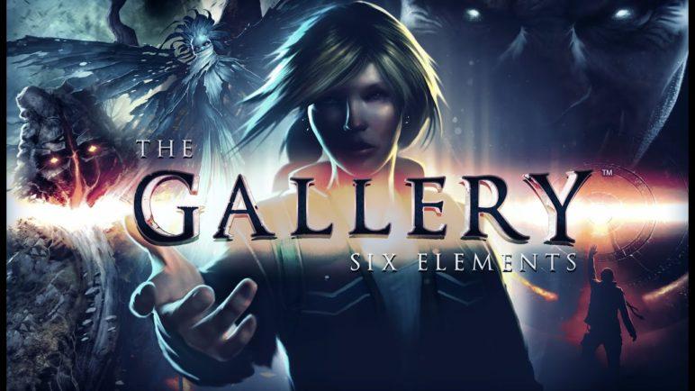 Full Valve/HTC Vive Gameplay - The Gallery - VR Elevator Demo