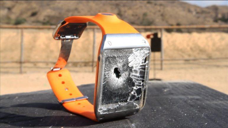 Galaxy Gear Watch vs HK 417