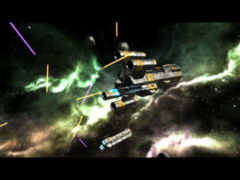 Galaxy on Fire 2 on Android supercharged by NVIDIA Tegra2