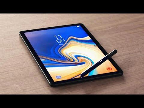 Galaxy Tab S4: Official Introduction