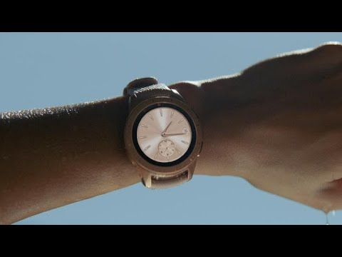 Galaxy Watch Official TVC: Stay Connected Longer