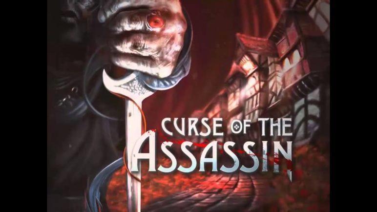 Gamebook Adventures: Curse of the Assassin
