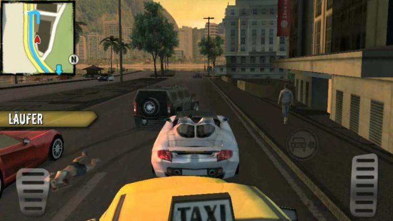 Gangstar Rio: City of Saints - iPhone/iPad/Android - Debut trailer