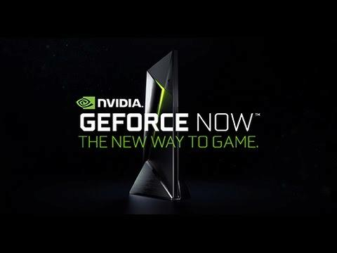 GeForce NOW - Instantly Stream PC Games from the Cloud