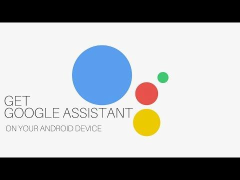 Get Google Assistant On Your Android Device!!